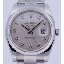 Rolex Datejust 116200 Dial With Diamonds