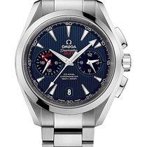 Omega Seamaster Aqua Terra 150 M Co-Axial GMT Chronograph