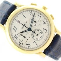L.Leroy Yellow gold 38,5mm Automatic pre-owned