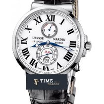 Ulysse Nardin Marine Chronometer 43mm 263-67/40 2020 новые
