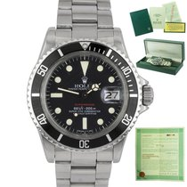 Rolex 1680 Steel Submariner Date 40mm pre-owned United States of America, New York, Massapequa Park