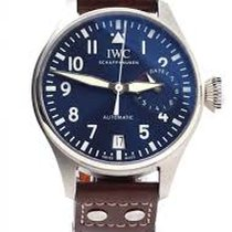 IWC IW500916 Steel 2019 Big Pilot 46mm new United States of America, New York, New York