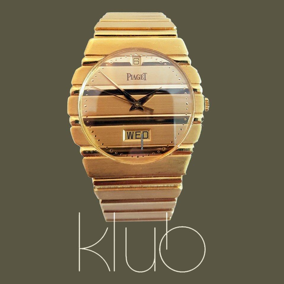 9c8fba4fde0 Piaget Polo - Todos os preços de relógios Piaget Polo na Chrono24