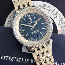 Breitling Navitimer neu 2020 Automatik Uhr mit Original-Box und Original-Papieren A17325211C1A1
