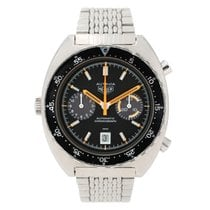 Heuer Autavia Ref. 11630 Orange Boy Vintage Chronograph |...