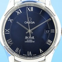 Omega De Ville Co-Axial 431.10.41.21.01.001 Very good Steel 41mm Automatic