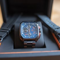 Liv Watches Limited Edition Rebel-AC Swiss Made Auto Chrono...