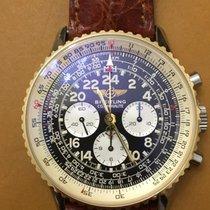 Breitling Navitimer Cosmonaute usato Oro/Acciaio