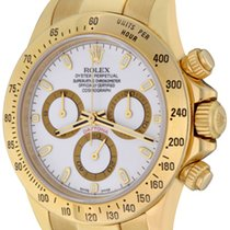Rolex 116528 Yellow gold Daytona 40mm pre-owned
