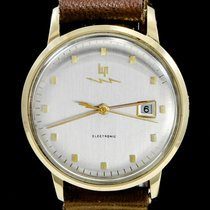 Lip Yellow gold 36mm Quartz pre-owned