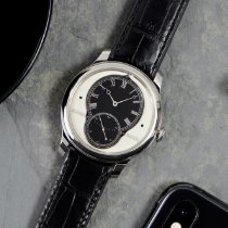 F.P.Journe 40mm Manual winding 2013 new Silver