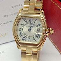 Cartier Yellow gold 32mm Quartz W62018V1 pre-owned United Kingdom, Wilmslow