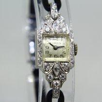 Fortis Montre femme 13mm Remontage manuel occasion Montre uniquement 1920