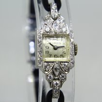 Fortis Platinum Manual winding Silver 13mm pre-owned