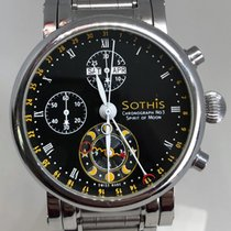 Sothis Steel 43mm Automatic 011011 pre-owned