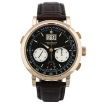 A. Lange & Söhne Datograph Rose gold 41mm Black United States of America, New York, New York