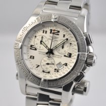 Breitling Emergency pre-owned 45mm Chronograph Steel