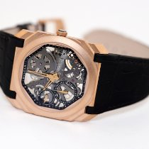 Bulgari Octo Rose gold 40mm Transparent United States of America, Florida, Aventura