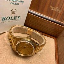 Rolex Day-Date 36 Gult guld 36mm Guld Ingen tal Danmark