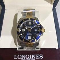 Longines HydroConquest Acél 41mm Kék