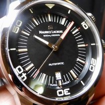 Maurice Lacroix Pontos S Diver Steel 43mm Black