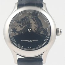 Laurent Ferrier White gold Manual winding 42mm pre-owned