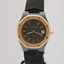 Audemars Piguet Tantalum Automatic pre-owned Royal Oak