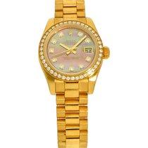 Rolex Lady-Datejust 179138 2008 gebraucht