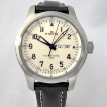 Fortis Steel 42mm Automatic 645.10.12 new United Kingdom, Leicester