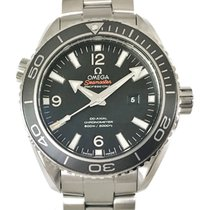 Omega Seamaster Planet Ocean 232.30.38.20.21.01.001 Good Steel 38mm Automatic