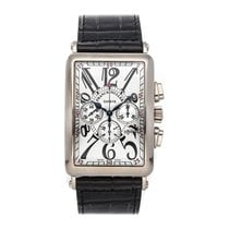 Franck Muller pre-owned Automatic 32.9mm Silver 3 ATM