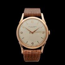 IWC Vintage 18k Rose Gold Gents Cal 89 - COM744