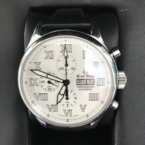 Ernst Benz Steel 46mm Automatic 10100 No. 23871 pre-owned