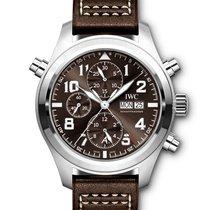 IWC Pilot Double Chronograph Antoine de Saint Exupéry Edition