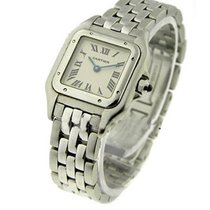Cartier W25033P5 Panther - Small Size - Stainless Steel on...