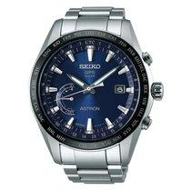 Seiko Astron Solar GPS Titanium Men's Watch SSE109
