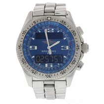 Breitling B-1 A68362 Chronograph Quartz Watch