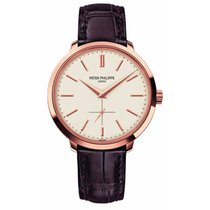 Patek Philippe Calatrava Rose gold 38mm No numerals