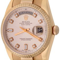 Rolex President Day-Date Model 118235 118235