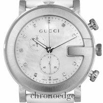 gucci 316l. gucci 101 g-chrono diamond ya101342 316l