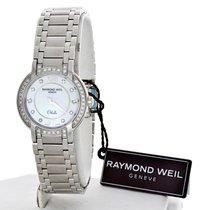 Raymond Weil Women's 2321-STS-00985 Othello Steel MOP Dial...