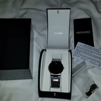 Movado Sapphire 84 G1 1885 Great Condition