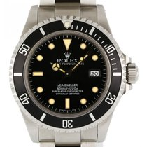 Rolex Sea-Dweller 16600 Never polished