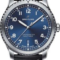 Breitling A17314101C1X2 Acero 2021 Navitimer 8 41mm nuevo