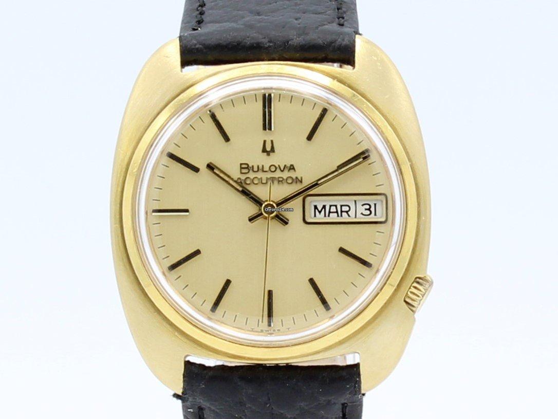 Relojes Bulova Oro amarillo - Precios de todos los relojes Bulova Oro  amarillo en Chrono24 1679efd2b55d