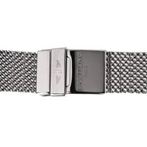 Breitling Ocean Classic 152A 24-20 mm Stainless Steel Mesh...