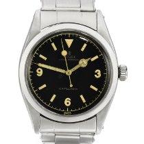 Rolex Explorer, Ref 6150  Stainless Steel Wristwatch Circa 1953