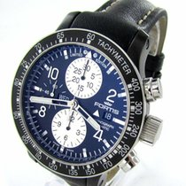 Fortis B-42 Stratoliner pre-owned 43mm Chronograph Date Leather