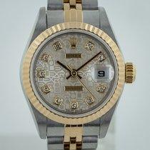 Rolex Lady-Datejust Gold/Steel 26mm Silver No numerals United States of America, California, Pleasant Hill