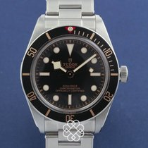 Tudor 79030N Steel Black Bay Fifty-Eight